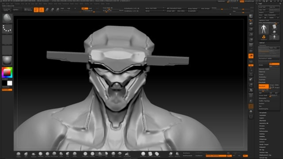 ZBrush Fundamentals | Learn Squared