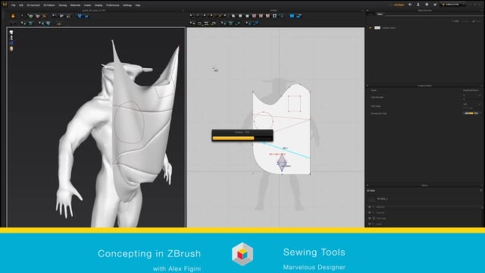 Advanced ZBrush | Learn Squared