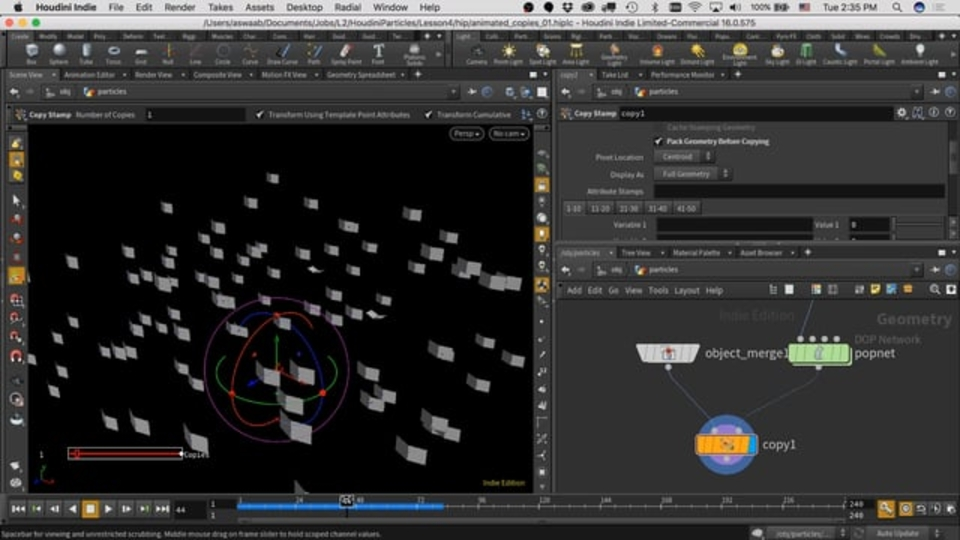 Particle Rendering | Learn Squared